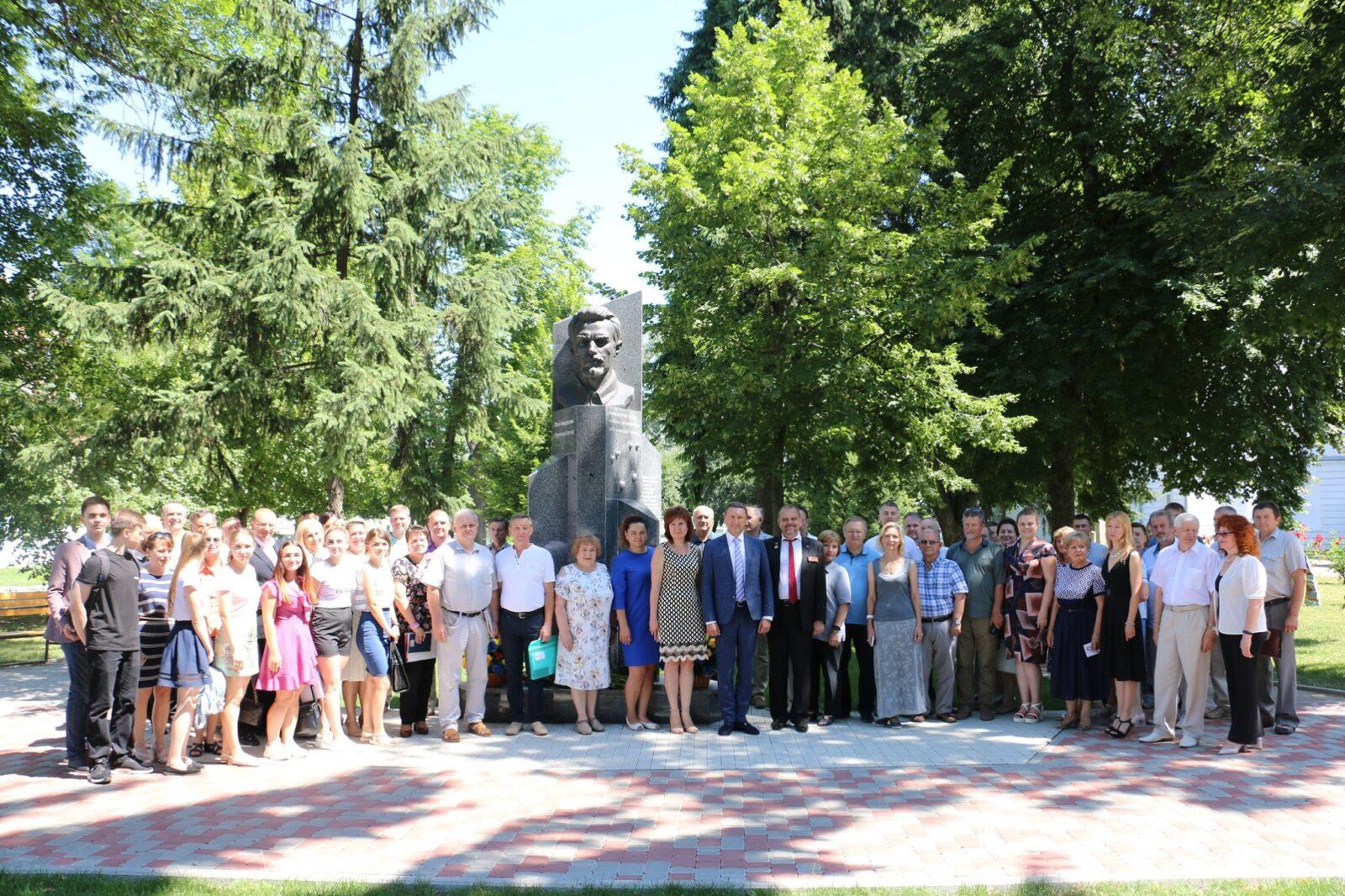 в Полтавському музеї авіації і космонавтики відбувся захід з нагоди Дня народження Ю. Кондратюка