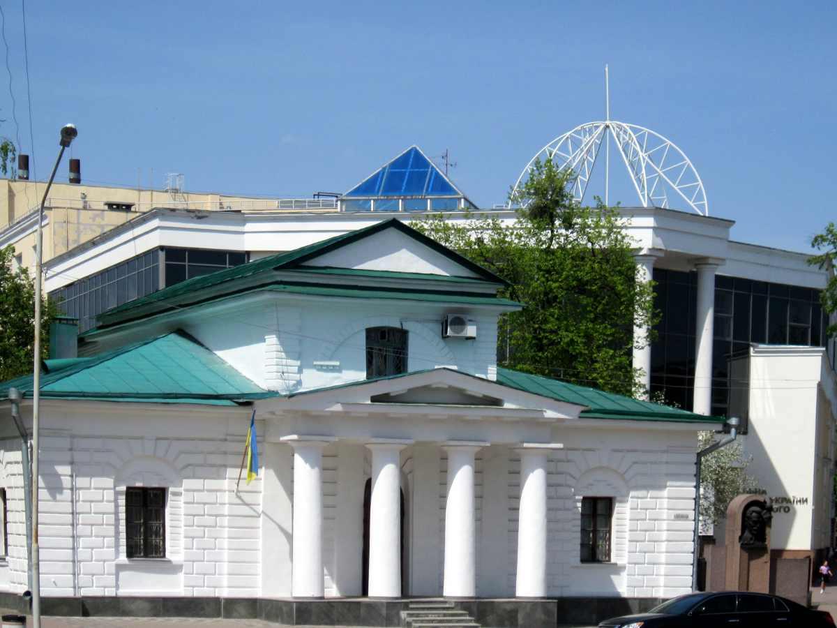 Контактна інформація - Полтавський Музей авіації і космонавтики