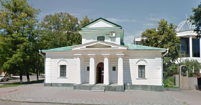 Полтавський музей авіації і космонавтики