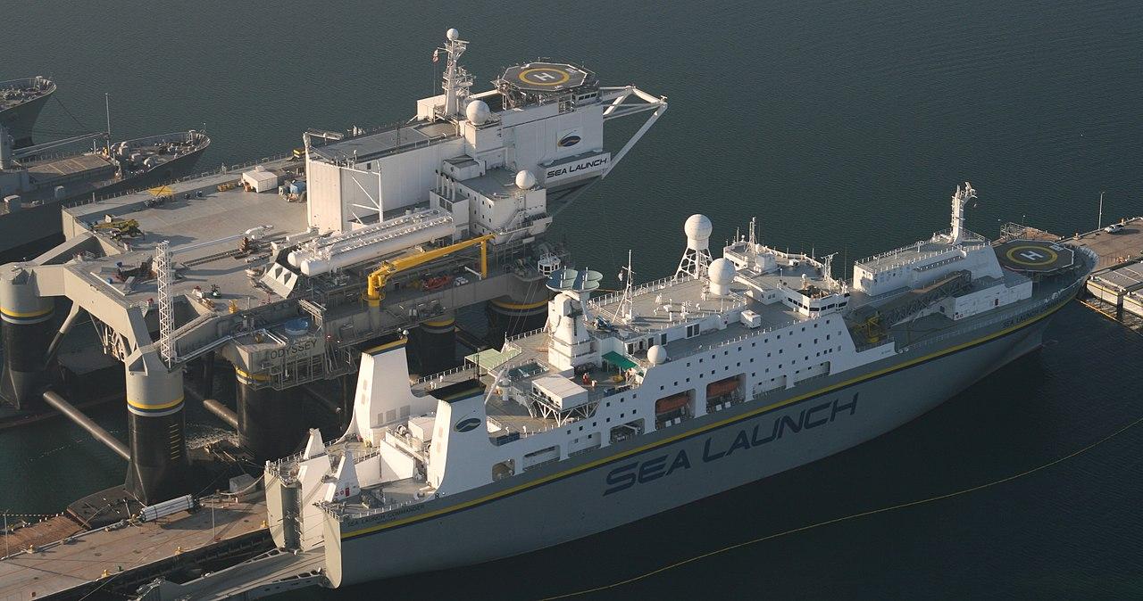 «Морський старт» (Sea Launch)