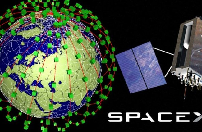 SpaceX визнала, що не впорається з проектом Starlink за два роки
